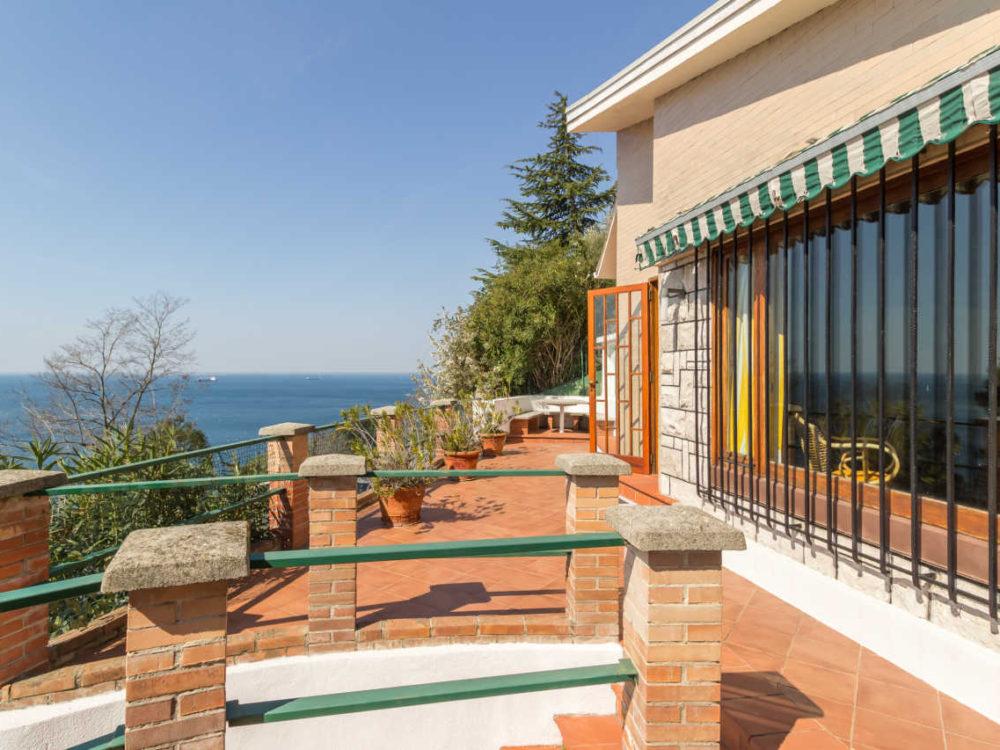 Indipendente Villa in vendita  a Trieste